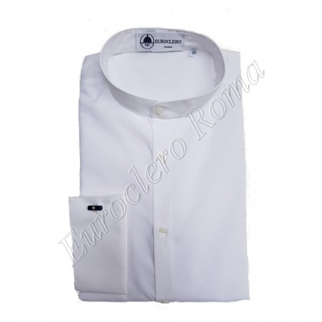 100% cotton neck band shirt