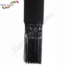 Black sash width 12