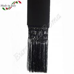 Black sash width 15