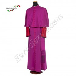 Cardinal choral cassock