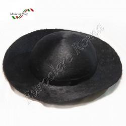 Roman hat in beaver